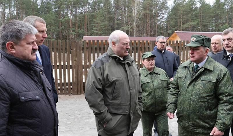 """Lukashenko: planeo firmar un decreto sobre la transferencia de poderes al Consejo de Seguridad """"en una situación especial"""""""