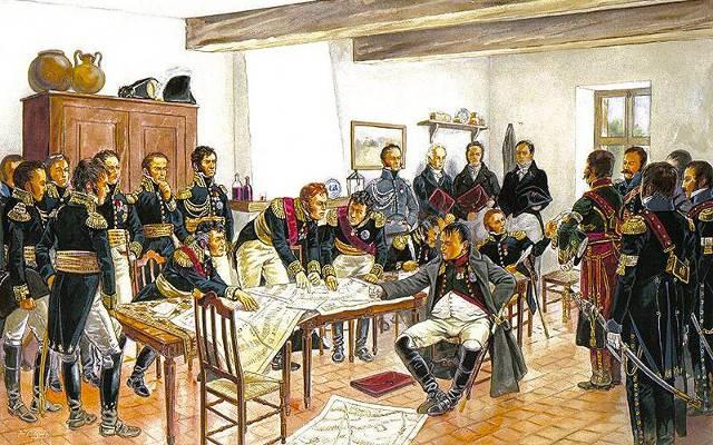 L'ultimo quartier generale di Napoleone