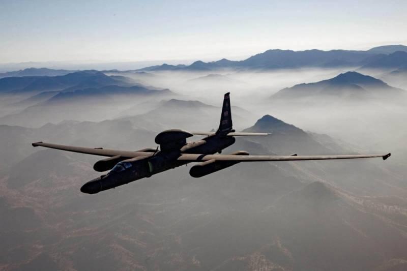 Rus ordusunun Ukrayna sınırında yoğunlaşması, ABD Hava Kuvvetlerini U-2 keşif uçağını yükseltmeye zorladı.