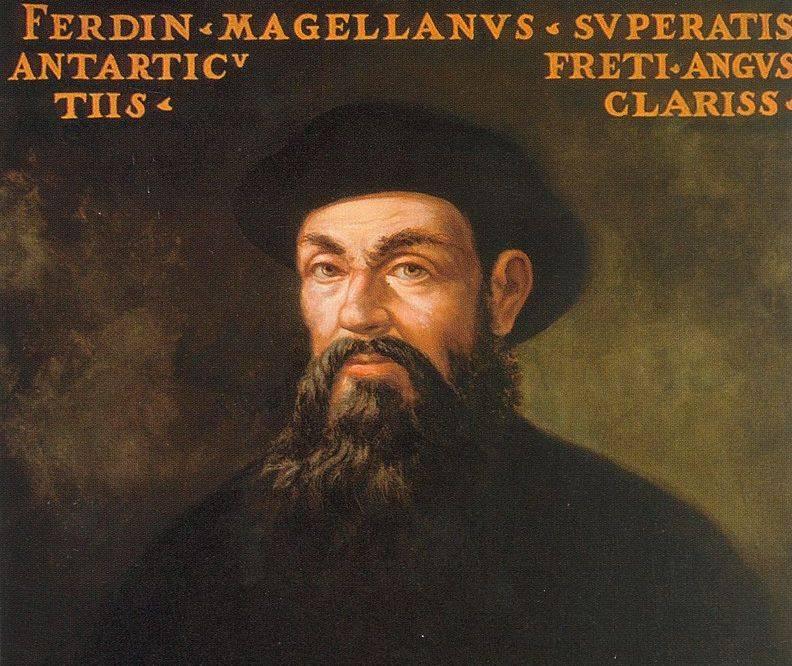 500 лет назад погиб великий мореплаватель Фернан Магеллан