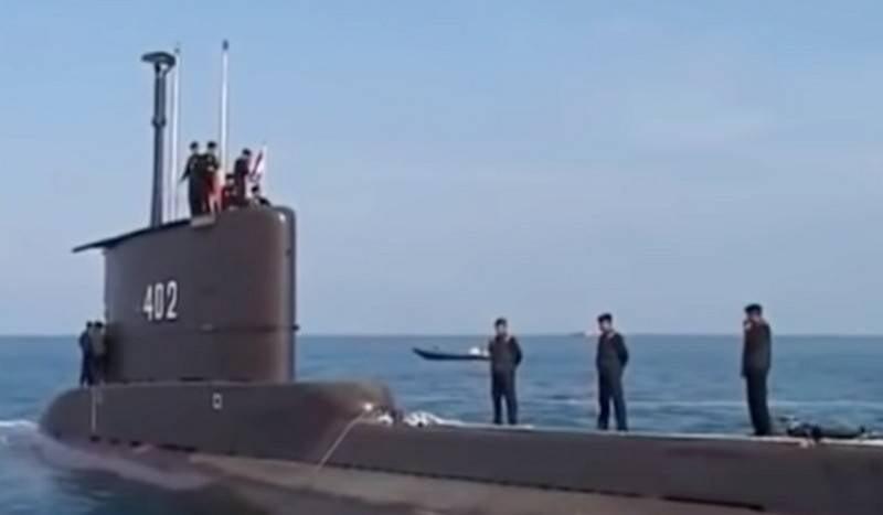 Los desarrolladores surcoreanos son sospechosos de la muerte del submarino: en Indonesia, se investigan los motivos de la inundación del Nanggala-402