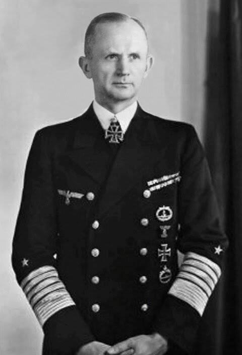 Histoires marines. Comment l'amiral Nimitz a sauvé l'amiral Doenitz de la potence