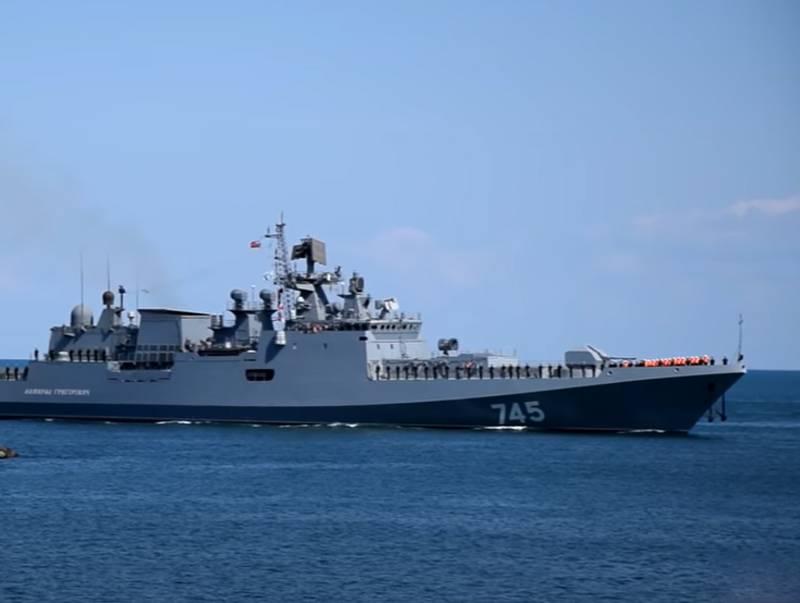 नौसेना के आइटम एमटीओ पर रूस के साथ समझौते के कथित निलंबन के बारे में सूडान से विरोधाभासी डेटा आता है