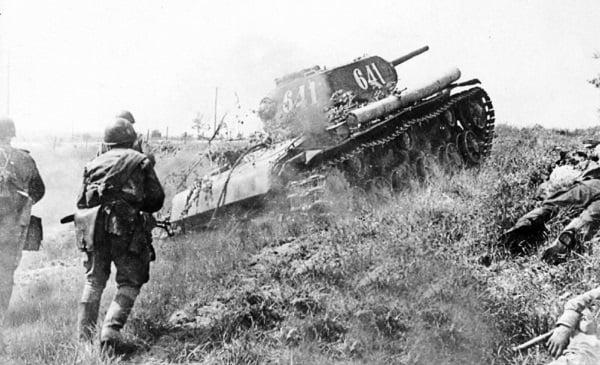 Bulge Kursk: Falha da Operação Citadel