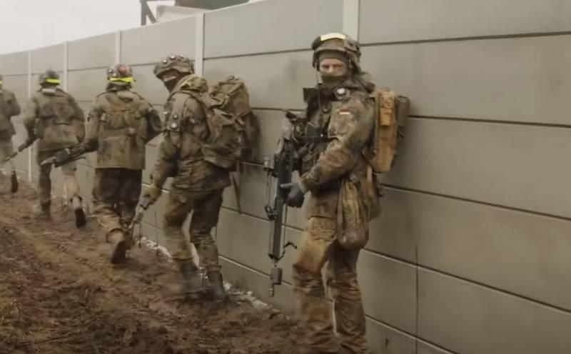 La rivista tedesca ha previsto la reazione della Germania allo scontro tra Russia e NATO