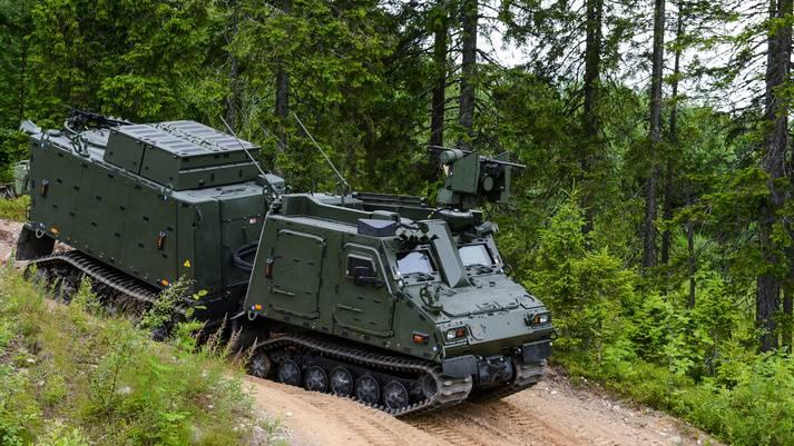 """""""हमें रूसी ऑल-टेरेन वाहनों की तरह गतिशीलता की आवश्यकता है"""": संयुक्त राज्य ने नए आर्कटिक उपकरण का आदेश दिया"""