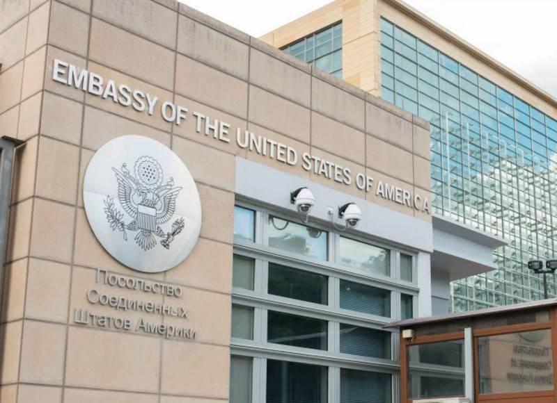 """""""कर्मचारियों को काटने के लिए मजबूर"""": अमेरिकी दूतावास ने वीजा जारी करने की घोषणा की"""