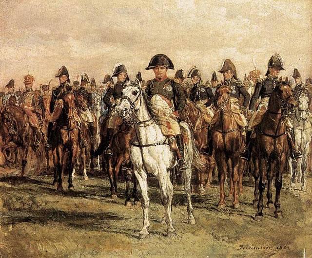 Штабы Великой армии Наполеона