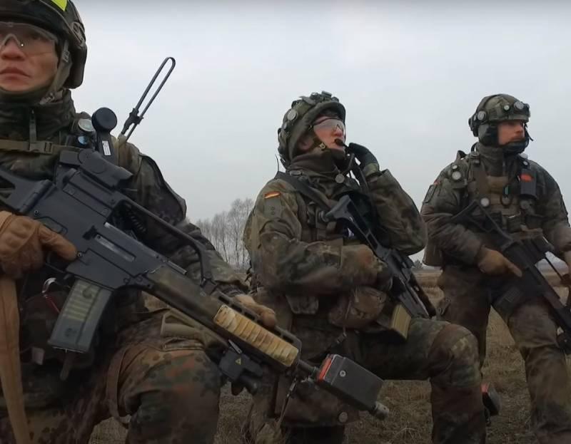 Что ждет бундесвер после ухода Меркель с поста канцлера: размышления о перспективах германской армии