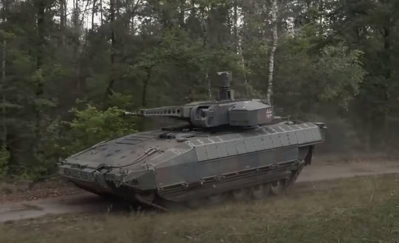 Новую БМП предлагали назвать «Ёжиком»: немецкую «Пуму» раскритиковали в ФРГ