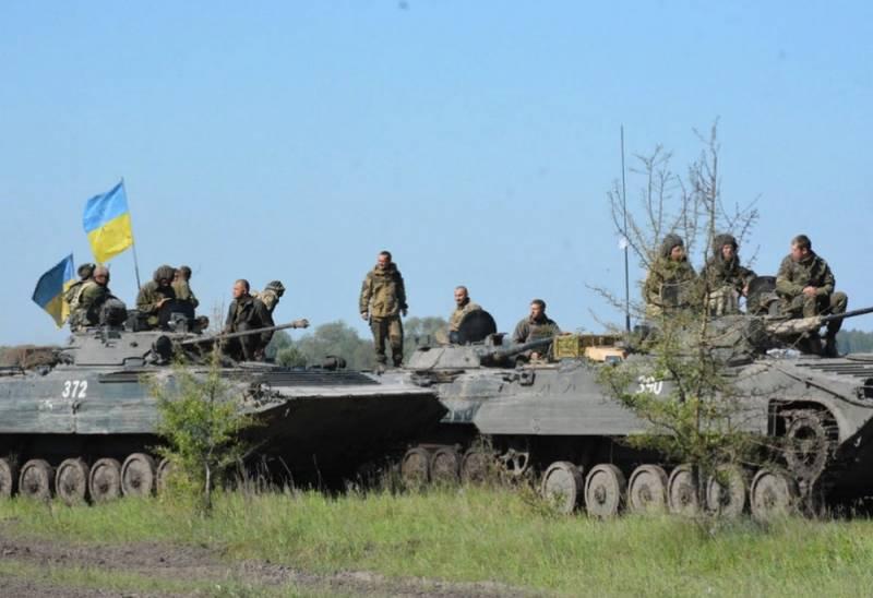 «У Киева есть всё для наступления»: На Донбассе фиксируется наращивание сил ВСУ