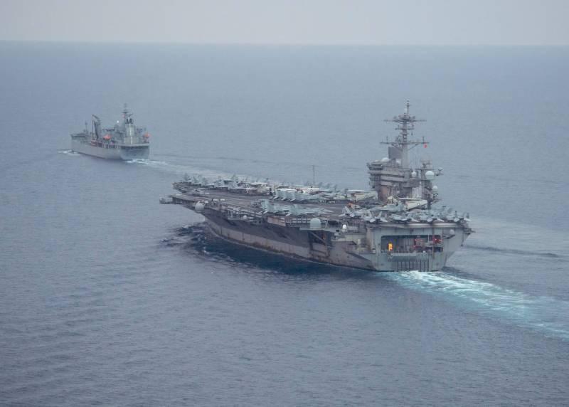 Обозреватель американского издания назвал 5 главных угроз для современных авианосцев