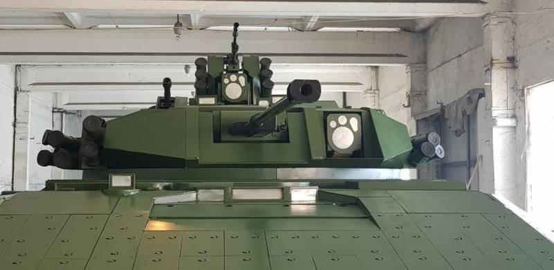 Украина пытается создать новый образец боевой бронированной машины
