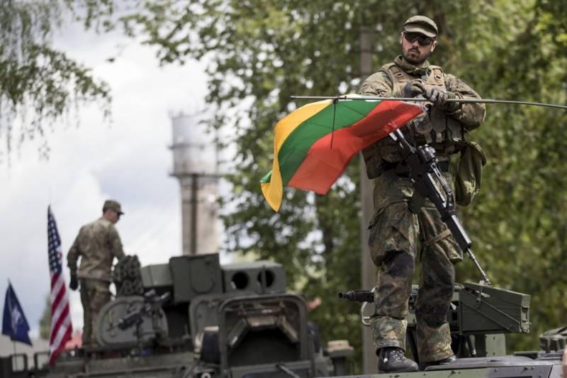 Ахиллесова пята НАТО: Прибалтика, которой отведено 60 часов