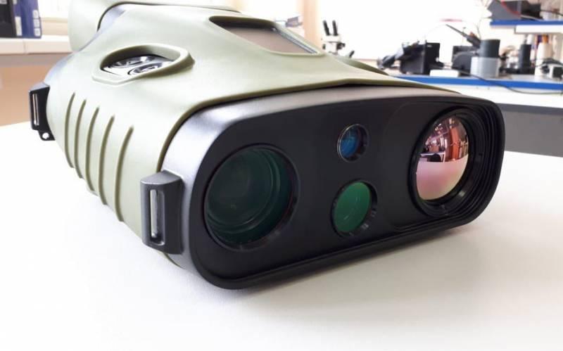 Ростех представил новые комбинированные приборы разведки для спецподразделений