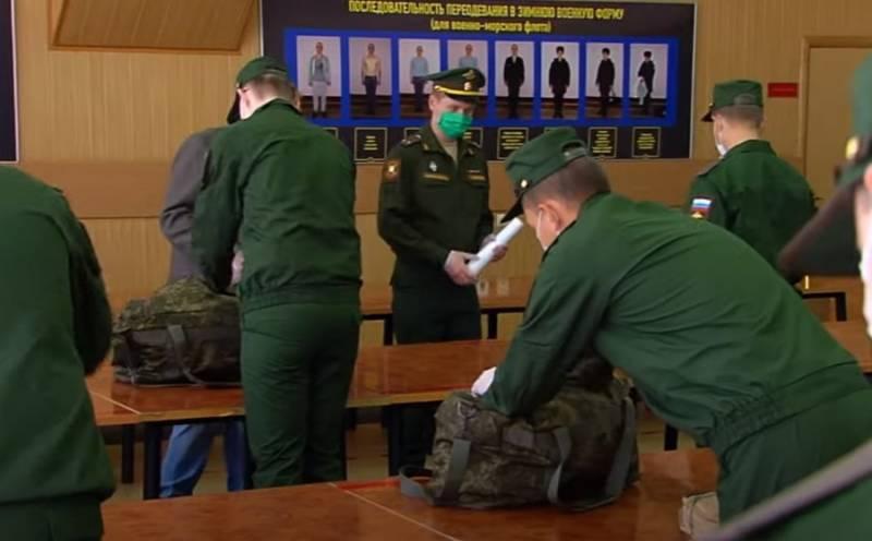 8 апреля - День работников военных комиссариатов: новый призыв в условиях пандемии