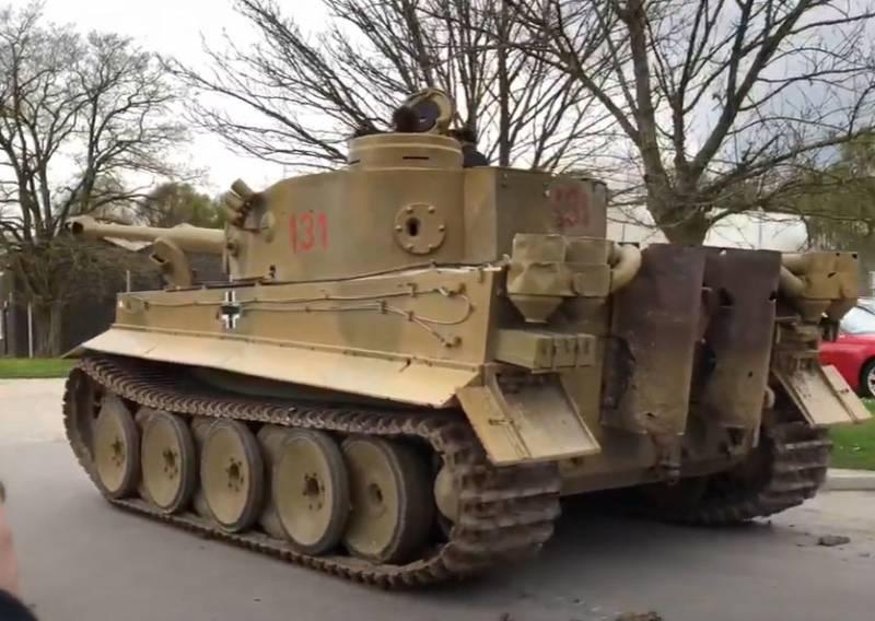 В каких случаях у танков отрывало башню