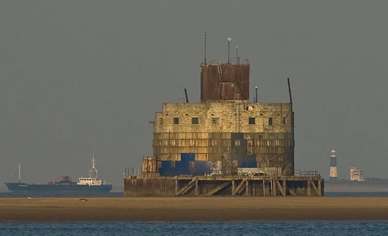 Форты Хамбера