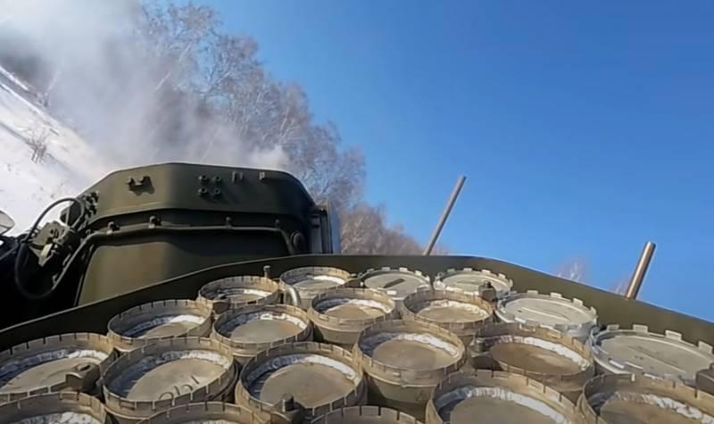 Заминировать местность в считанные минуты: техника УМЗ в Вооружённых силах России