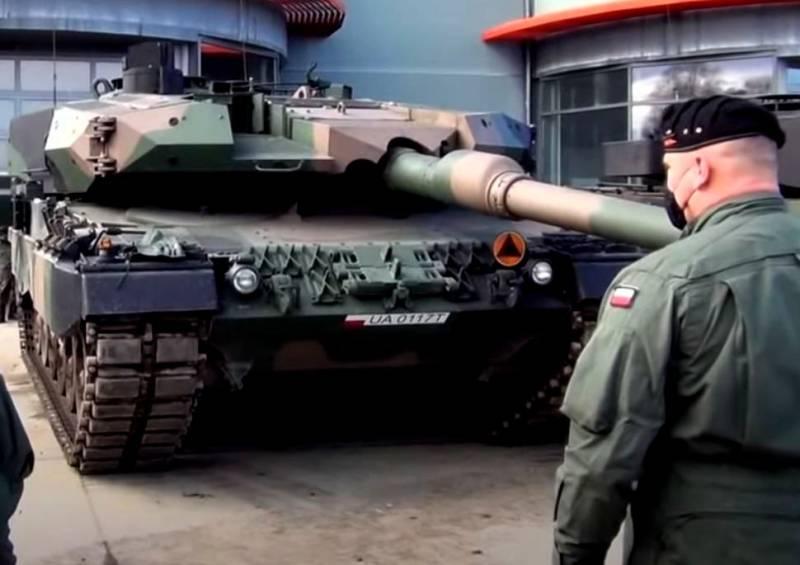 «Польские танки безнадежно устарели»: эксперт сравнил танковую мощь Польши и России