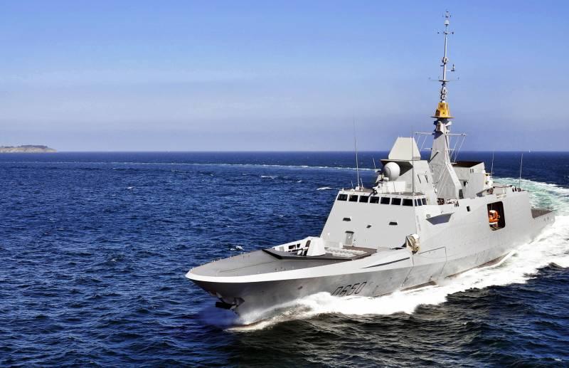 Первые в Европе: ВМС Франции
