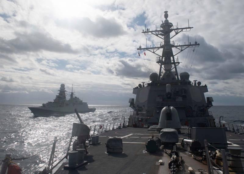 Западные эксперты: Чёрное море - это русский тир, а корабли ВМС США в нём - лёгкие мишени