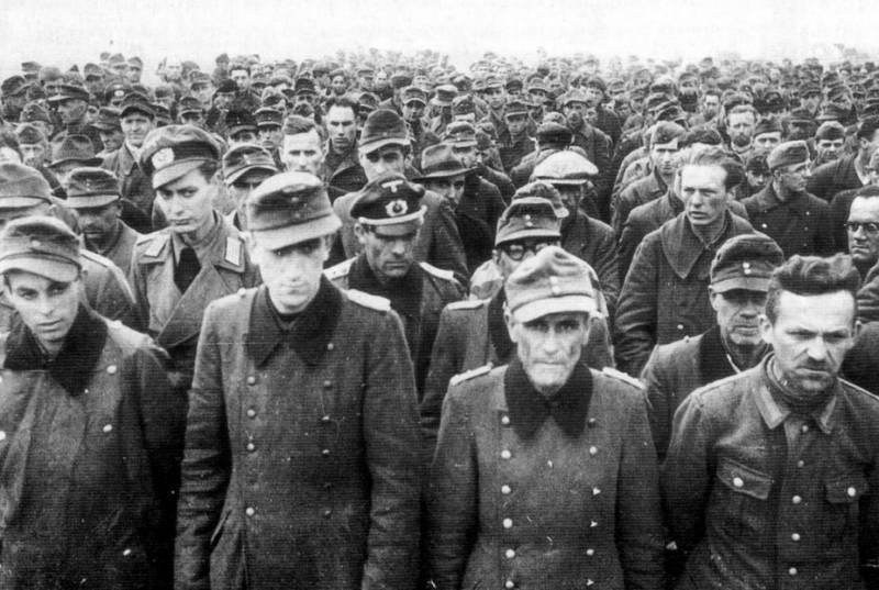 Как жили и работали немецкие военнопленные в Советском Союзе