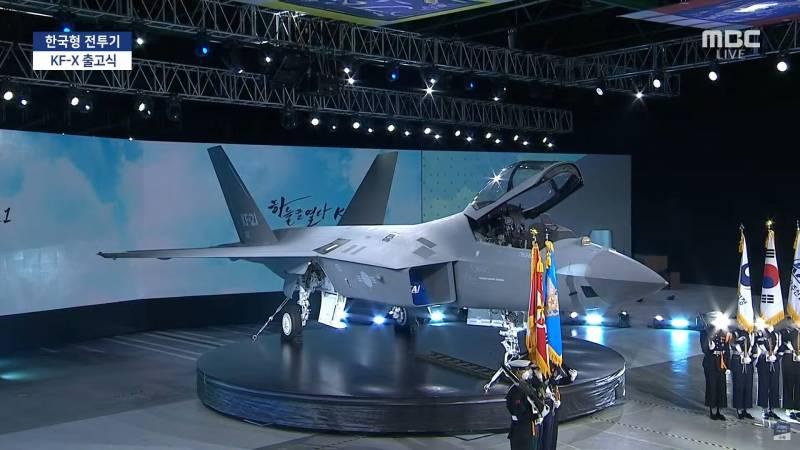 Проект KAI KF-21. Прототип после презентации и до начала испытаний