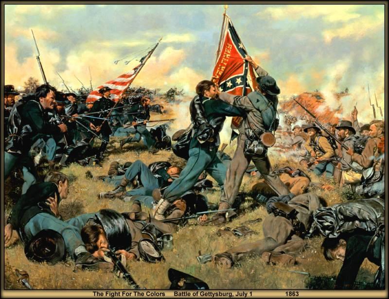Американский миф о войне из-за рабства
