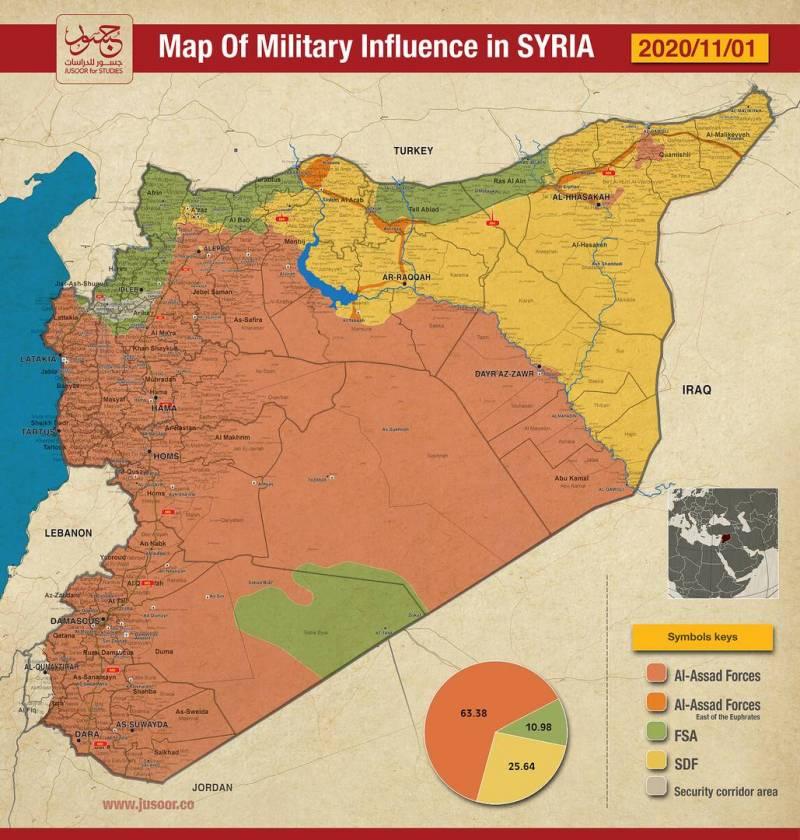 Стальная хватка «мягкой силы»: Турция в Сирии