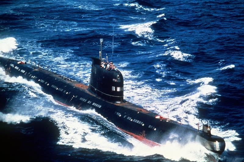 Боевые магниты против советских лодок