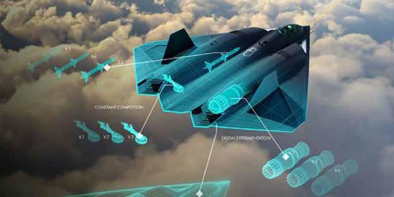 Новый концепт истребителя для ВВС США: NGAD