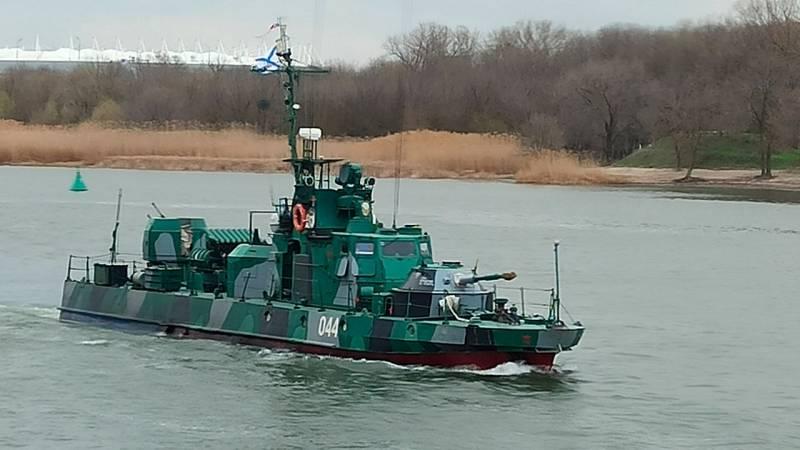 «Ударно-десантная группа уже на Азове»: на Западе «зафиксировали» корабельные силы ВМФ РФ