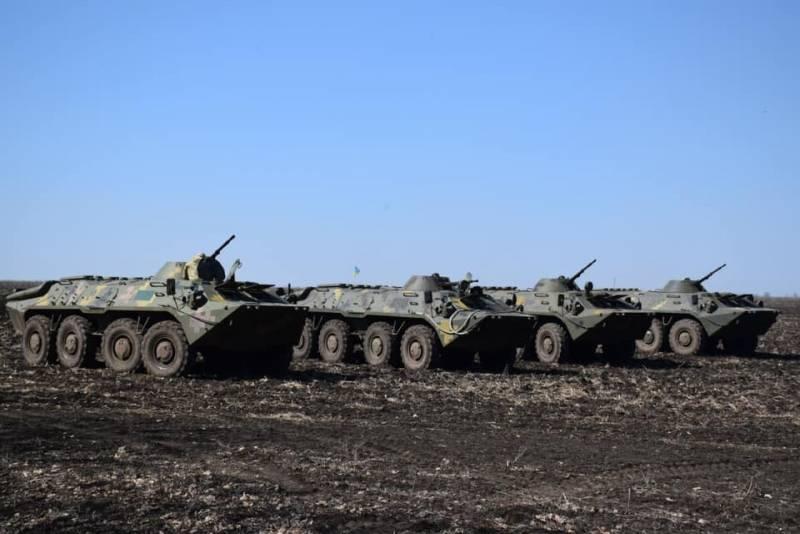 Командующий ООС Украины: На военную помощь со стороны иностранных армий мы не рассчитываем