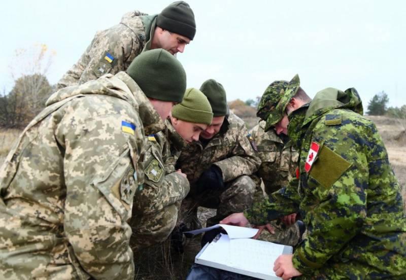 Канада приостановила военную миссию по обучению украинских военных