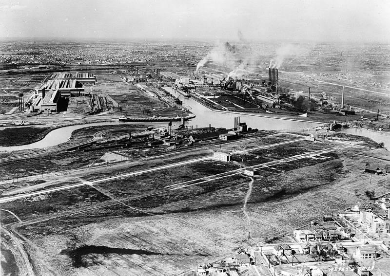 Обмен опытом в Детройте: визит советских инженеров на броневое производство «Форда»