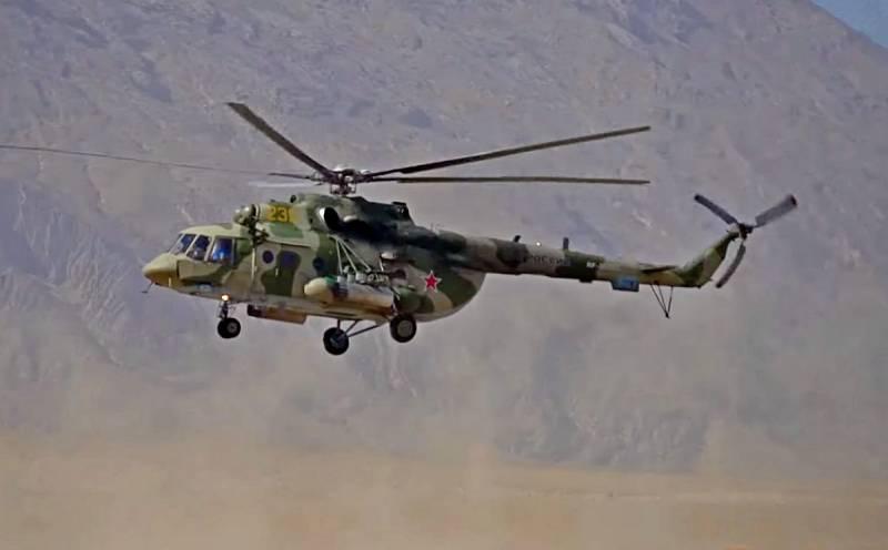 Вертолёт Ми-17 с сербским вооружением и прочие новинки для Бахрейна