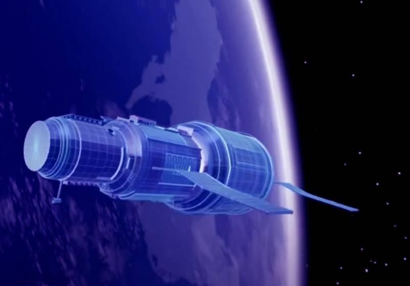 Космический юбилей: 50-летие запуска первой в мире орбитальной станции «Салют-1»