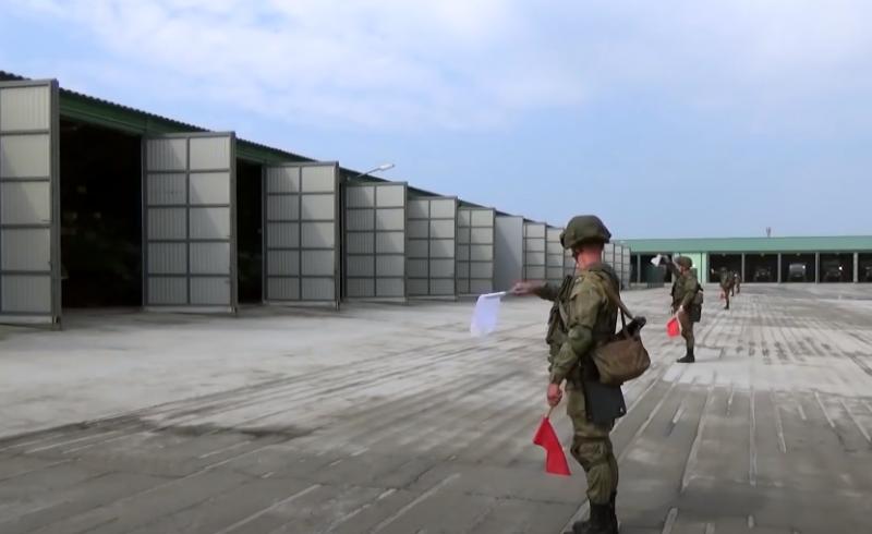 Минобороны начало военные учения на Курильских островах и Сахалине