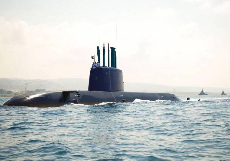 Ядерный неядерный «Дельфин»: последний компонент триады Израиля