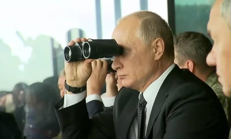 Немецкая пресса: Путин выиграет партию без боя, ведь он решительнее ЕС, Британии и США 1618985435_snimok
