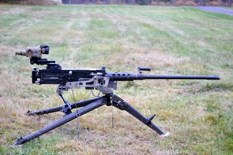 Новые возможности для пулеметчиков. Продолжаются испытания прицела FWS-CS (США)