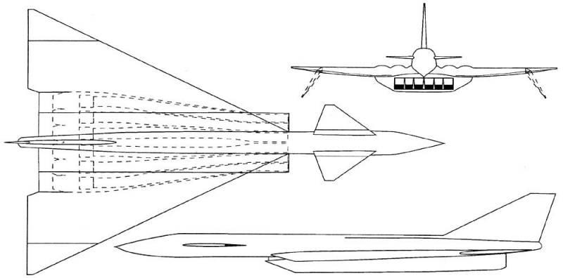 Проекты бомбардировщиков ОКБ-23. Успехи, неудачи и перспективные технологии