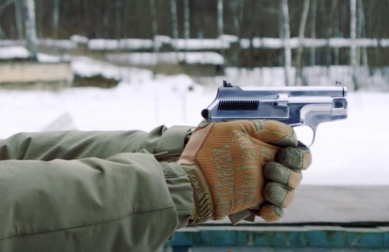 Пистолет для бесшумной стрельбы без глушителя: обзор ПСС «Вул»