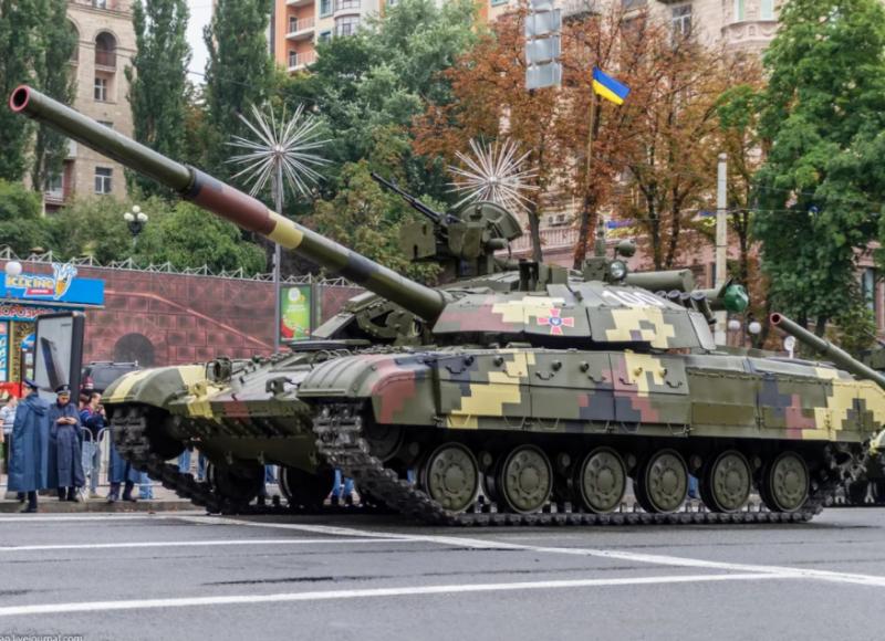 Украинское Минобороны заказало 12 модернизированных танков Т-64БМ2 «Краб»