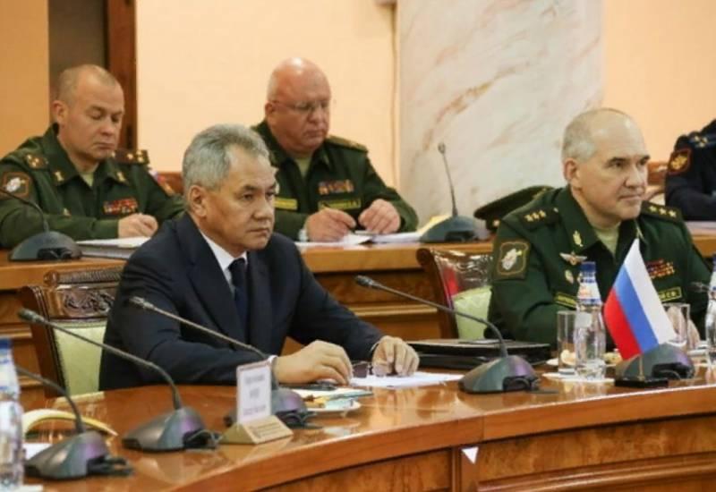Путин и Шойгу обсудили обстановку в Нагорном Карабахе со своими армянскими коллегами