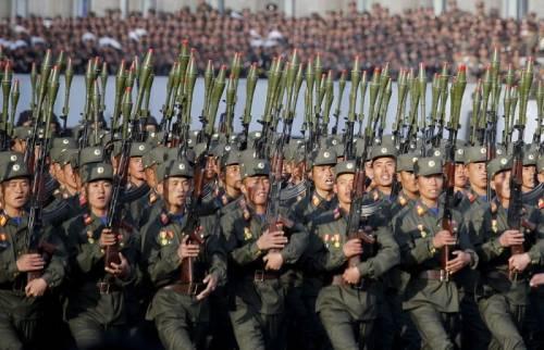 Exército da RPDC