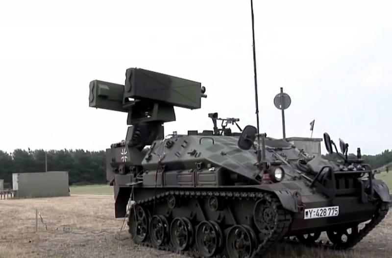 Украина пытается получить от Германии системы ПВО и разминирования