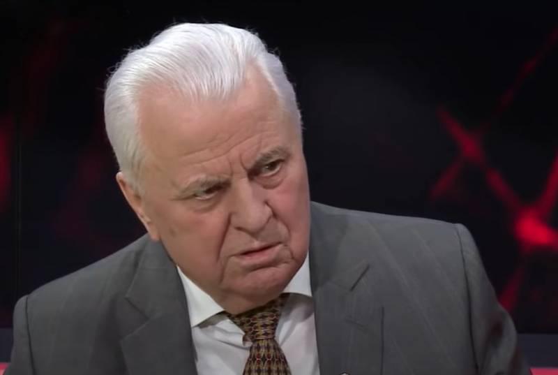 Кравчук: Врагом Украину сделала сама Россия