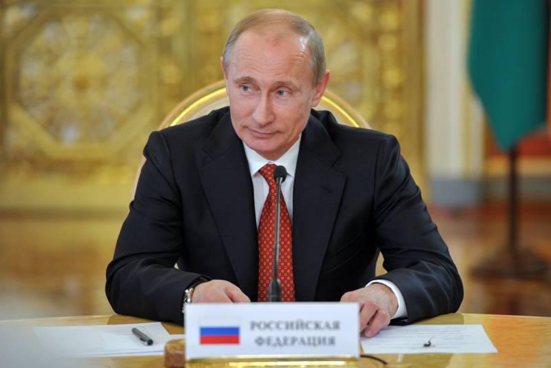 Путин: о «красной черте» и трёх звонках для Запада